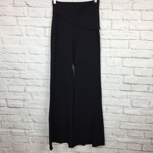 Lululemon Vintage Waltz Pants Foldover Waistband